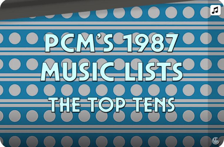 1987 Top Ten Music Charts
