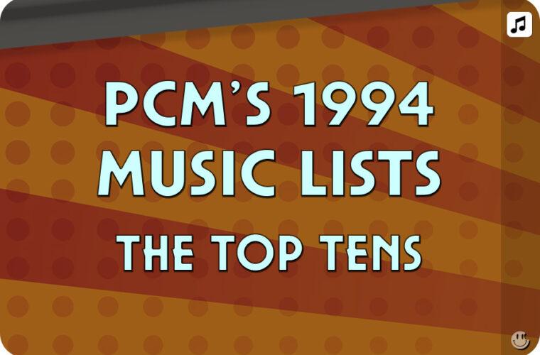 1994 Top Ten Music Charts