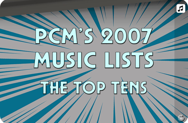2007 Top Ten Music Charts