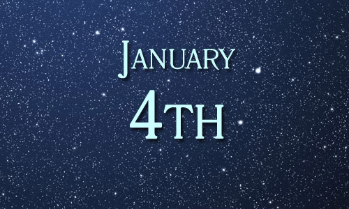 January 4th History Fun Facts And Trivia